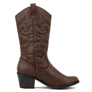 West Blvd Miami Cowboy Western Boots
