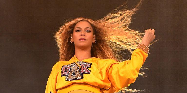 Beyoncé's Alleged Nail Polish Change at Coachella