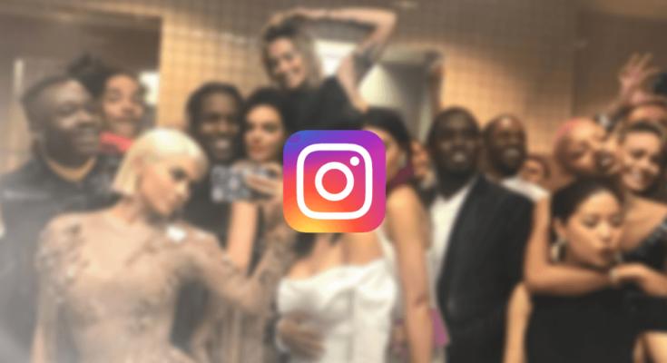 Celebrities Instagram