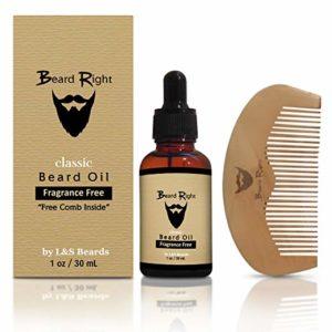 Beard Conditioner Oil & Softener