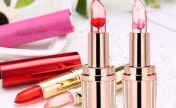 PrettyDiva Jelly Flower Lipstick Review