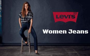 Levis Womens Jeans