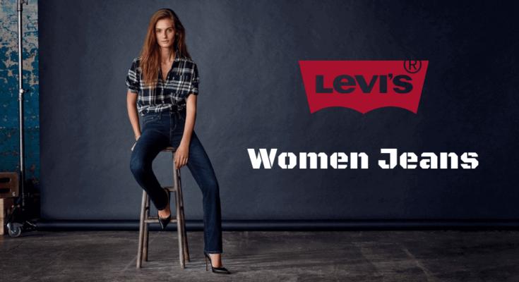 Levis Jeans Womens