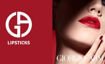 Giorgio Armani Lipsticks