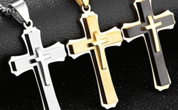 Best Cross Necklaces For Men