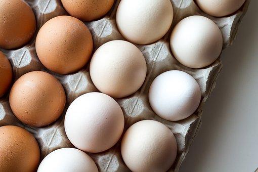Utilizing egg whites